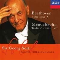 Beethoven: Symphony No. 5 & Mendelssohn: Symphony No. 4