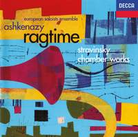 Ragtime: Stravinsky Chamber Works