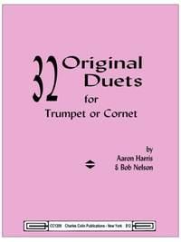 Aaron Harris_Bob Nelson: 32 Original Duets