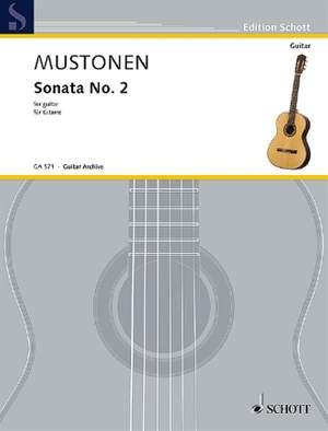 Olli Mustonen: Sonata No. 2
