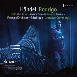 Handel: Rodrigo, HWV 5 Product Image