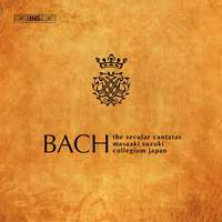 JS Bach: The Complete Secular Cantatas