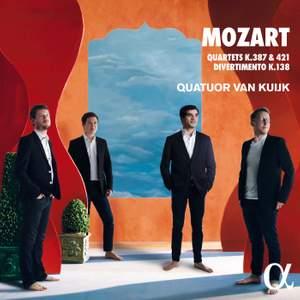Mozart: Quartets K387 & 421; Divertimento K138