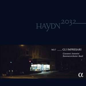 Haydn 2032 Volume 7 - Gli Impresari (Vinyl Edition)