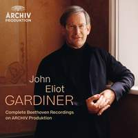 John Eliot Gardiner - Complete Beethoven Recordings