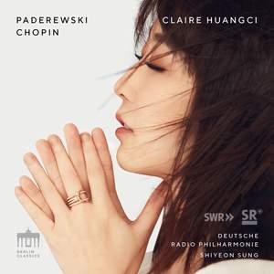 Paderewski / Chopin: Piano Concertos