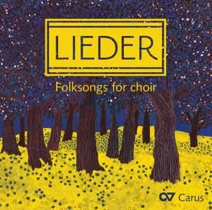 Lieder: Folksongs for Choir