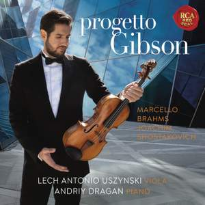 Progetto Gibson - A legendary Stradivari Viola