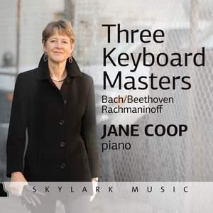Three Keyboard Masters
