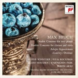 Bruch: Double Concertos, Adagio appassionato & Loreley Overture Product Image