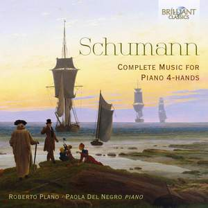 Schumann: Complete Music for Piano 4-Hands Product Image