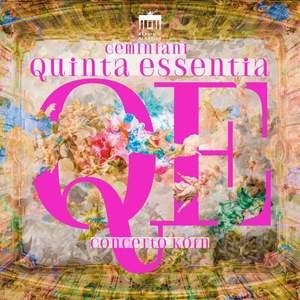 Francesco Geminiani: Quinta Essentia