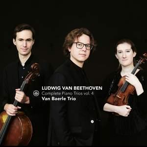 Beethoven: Complete Piano Trios Vol. 4