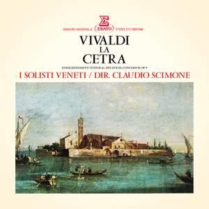 Vivaldi: La cetra, Op. 9