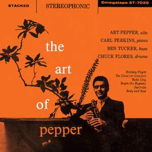 The Art Of Pepper Product Image