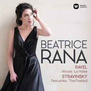 Stravinsky: Petrushka & The Firebird, Ravel: Miroirs & La Valse Product Image