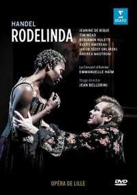 Handel: Rodelinda (DVD)