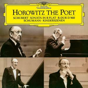 Horowitz The Poet - Vinyl Edition Product Image