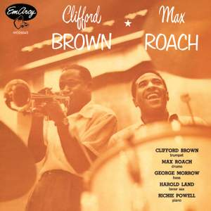 Clifford Brown and Max Roach Product Image