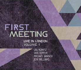 Lee Konitz, Dan Tepfer, Michael Janisch & Jeff Williams - Vinyl Edition