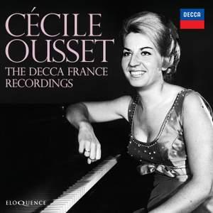Cecile Ousset - The Decca France Recordings
