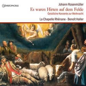 Rosenmüller: Spiritual Christmas Concerts