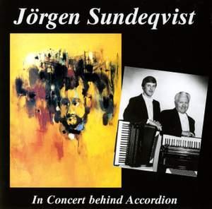 In Concert behind Accordion