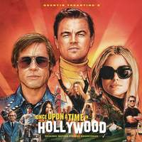 Quentin Tarantino's Once Upon a Time in Hollywood Original Motion Picture Soundtrack