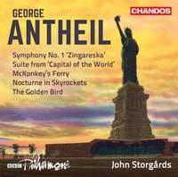George Antheil: Orchestral Works Vol. 3