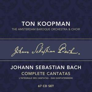 Bach: Complete Bach Cantatas Vol. 1-22