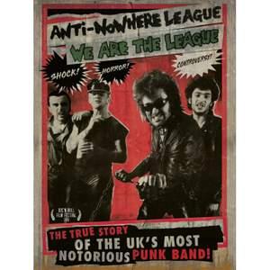 Anti-Nowhere League - We Are the League (dvd+cd)