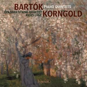 Bartók & Korngold: Piano Quintets
