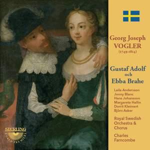 Vogler: Gustaf Adolf Och Ebba Brahe