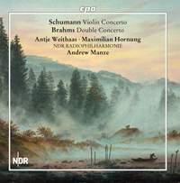 Schumann: Violin Concerto & Brahms: Double Concerto