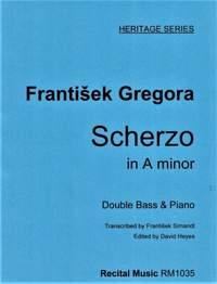 Frantisek: Scherzo in A minor