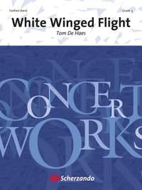 Tom De Haes: White Winged Flight