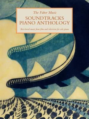 The Faber Music Soundtracks Piano Anthology Product Image