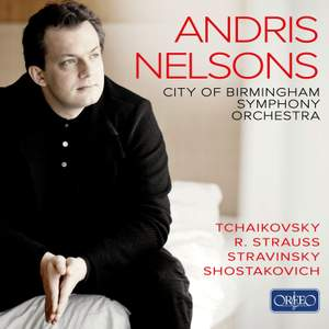 Andris Nelsons - City of Birmingham Symphony Orchestra