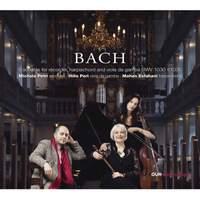 J S Bach: 6 Flute Sonatas, BWV 1030-1035