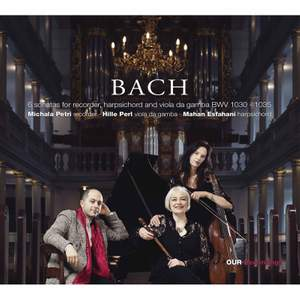 J S Bach: 6 Flute Sonatas, BWV 1030-1035 Product Image