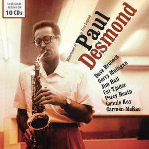 Paul Desmond - Milestones of a Jazz Legend