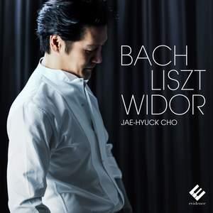 Bach, Liszt, Widor: Organ works at La Madeleine