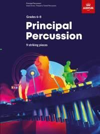 Principal Percussion Grades 6-8