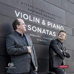 Debussy, Janacek, Strauss: Violin & Piano Sonatas Product Image