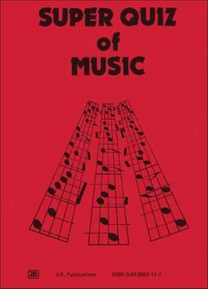 Joel Rothman: Super Quiz Of Music Product Image