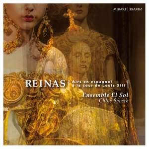 Reinas, Airs en espagnol à la cour de Louis XIII Product Image