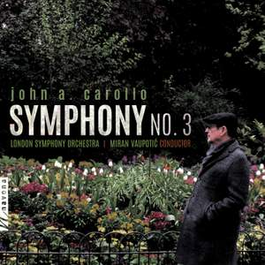 John A. Carollo: Symphony No. 3 Product Image