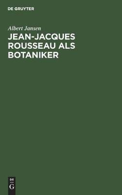 Jean-Jacques Rousseau als Botaniker