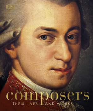 Composers: Their Lives and Works Product Image