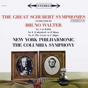 Schubert: Symphonies Nos. 5, 8 & 9